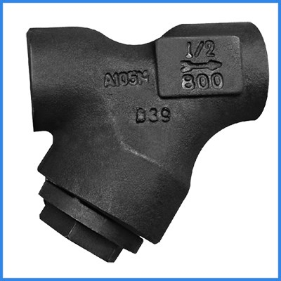 Forged Steel Y Type Strainers